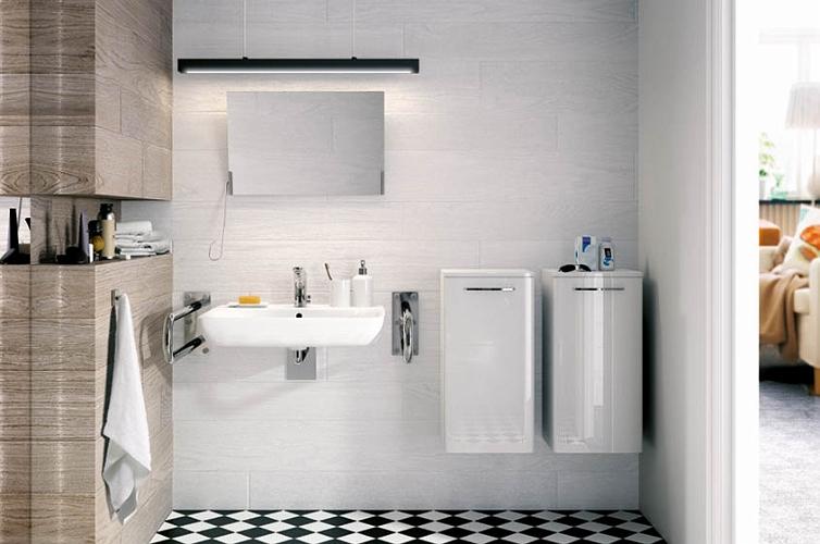 Pomysł Na łazienkę Inspiracja Nova Pro Bez Barier Koło
