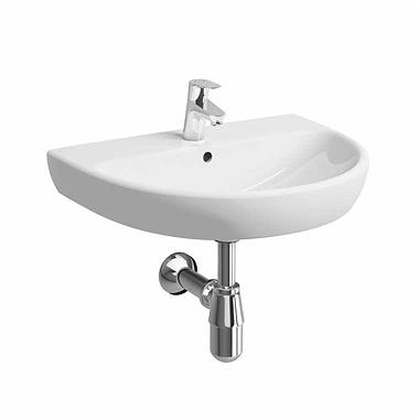 Umywalka Owalna Nova Pro 65 Cm Z Otworem Z Przelewem łazienki Koło