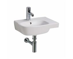 Umywalki Małe łazienki Koło