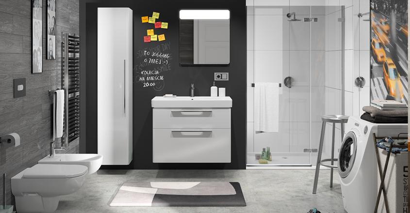 Aranżacja łazienki Inspiracje Pomysły Porady Koło