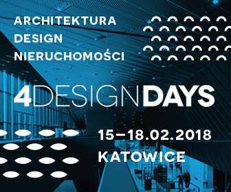 Grupa Geberit partnerem 4Designe Days